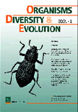 The Journal consists of a printed version and an electronic supplement. It is devoted to the understanding of organismal diversity and addresses an international audience